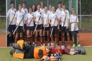 Hockey-Teams erfolgreich beim RP-Finale
